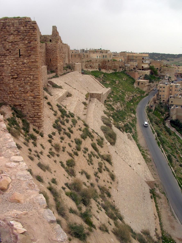 kerak castle Jordan