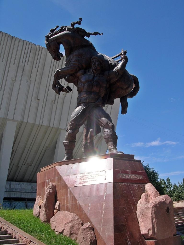 Statue of Kojotkul
