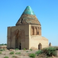 Arslan Mausoleum, Konye-Urgench, Turkmenistan