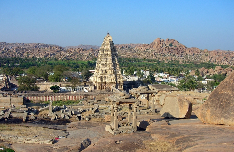 Ruins of Vijayanagara, Hampi India (2)