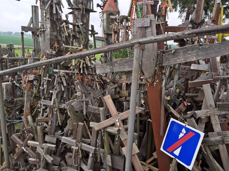 Lithuania Hill of Crosses