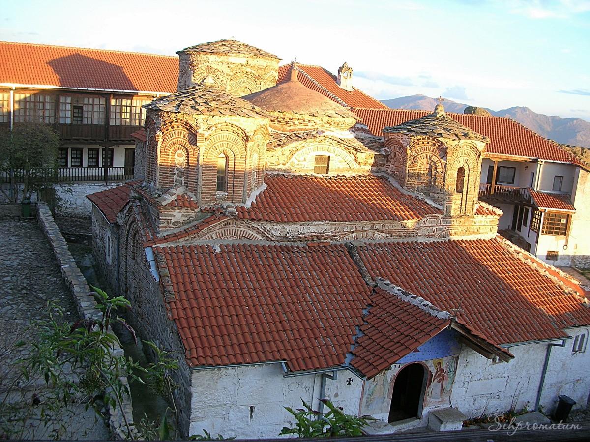 Treslavec Monastery, Macedonia