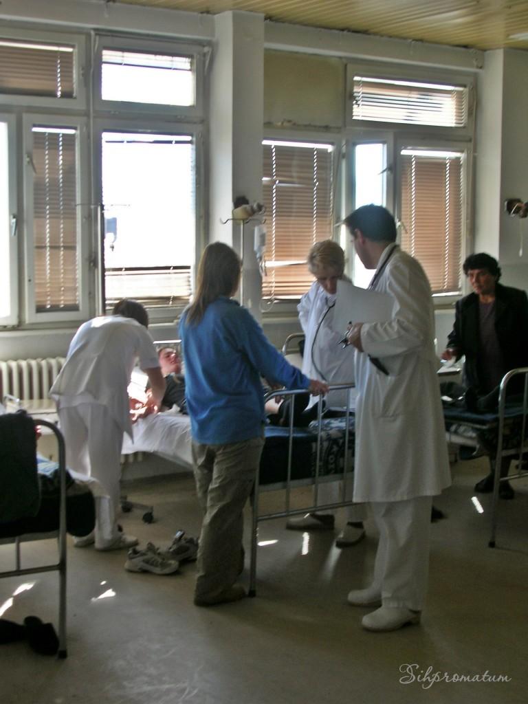 Macedonia hospital